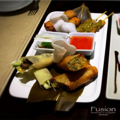 FUSION Mixed Starter for TWO