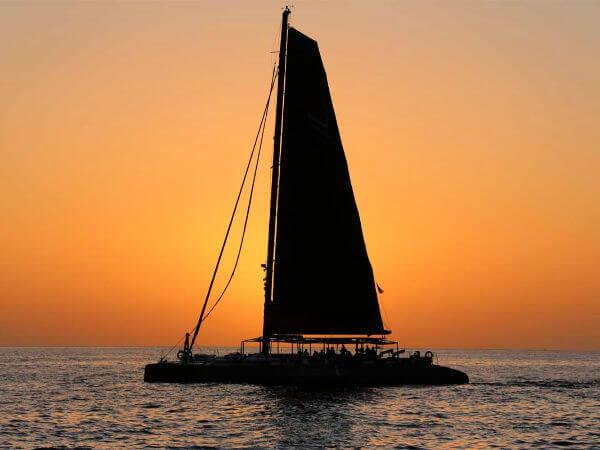 Catamaran Cruise Five Star