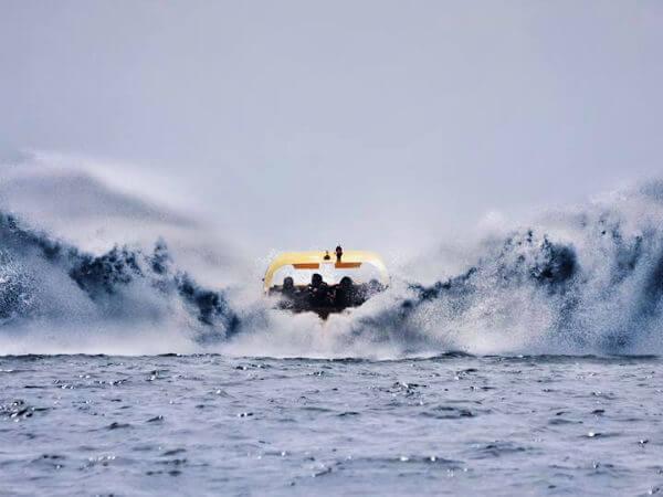 Speed Boat Anfi Beach