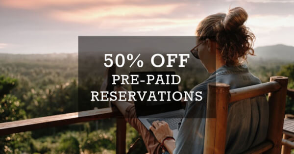 Reservation Discount