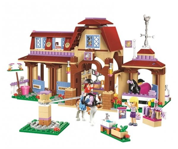 Lego Rental - Heart Lake Riding Club