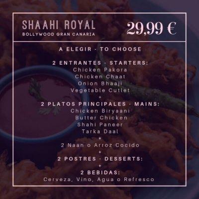Shaahi Royal