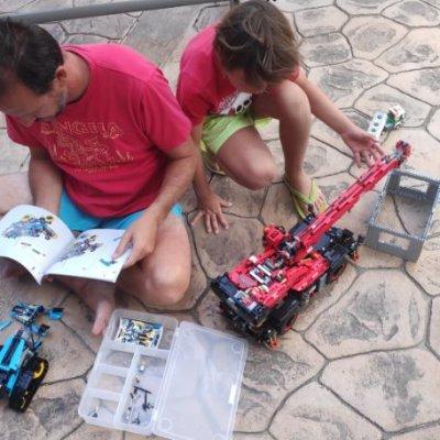 Super Truck Kids & Bricks