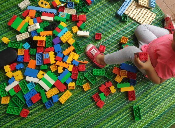 Kids and Bricks Duplo Set