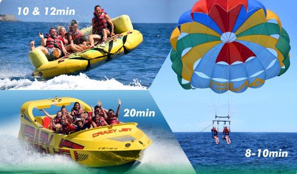 Vandsportspakke Anfi Beach ADVENTURE PACK