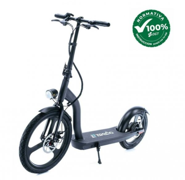 Elegant Electric Scooter