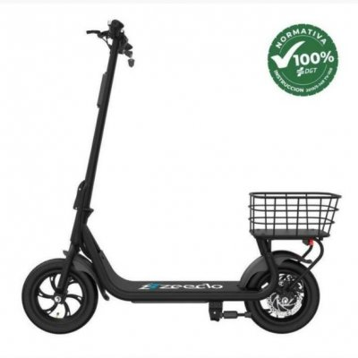 Shopping CANCUN electric scooter rental